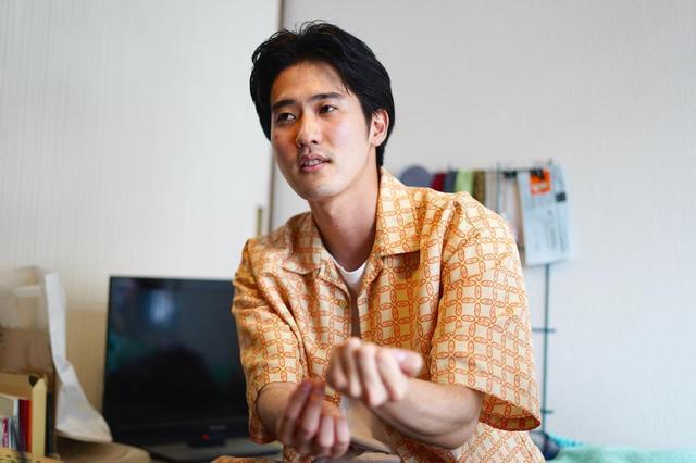 画像: 中山求一郎さん