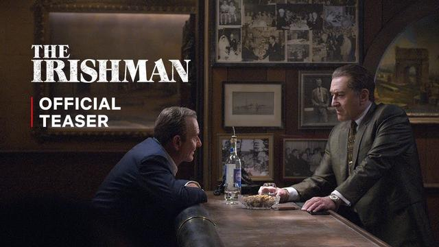 画像: The Irishman   Official Teaser youtu.be