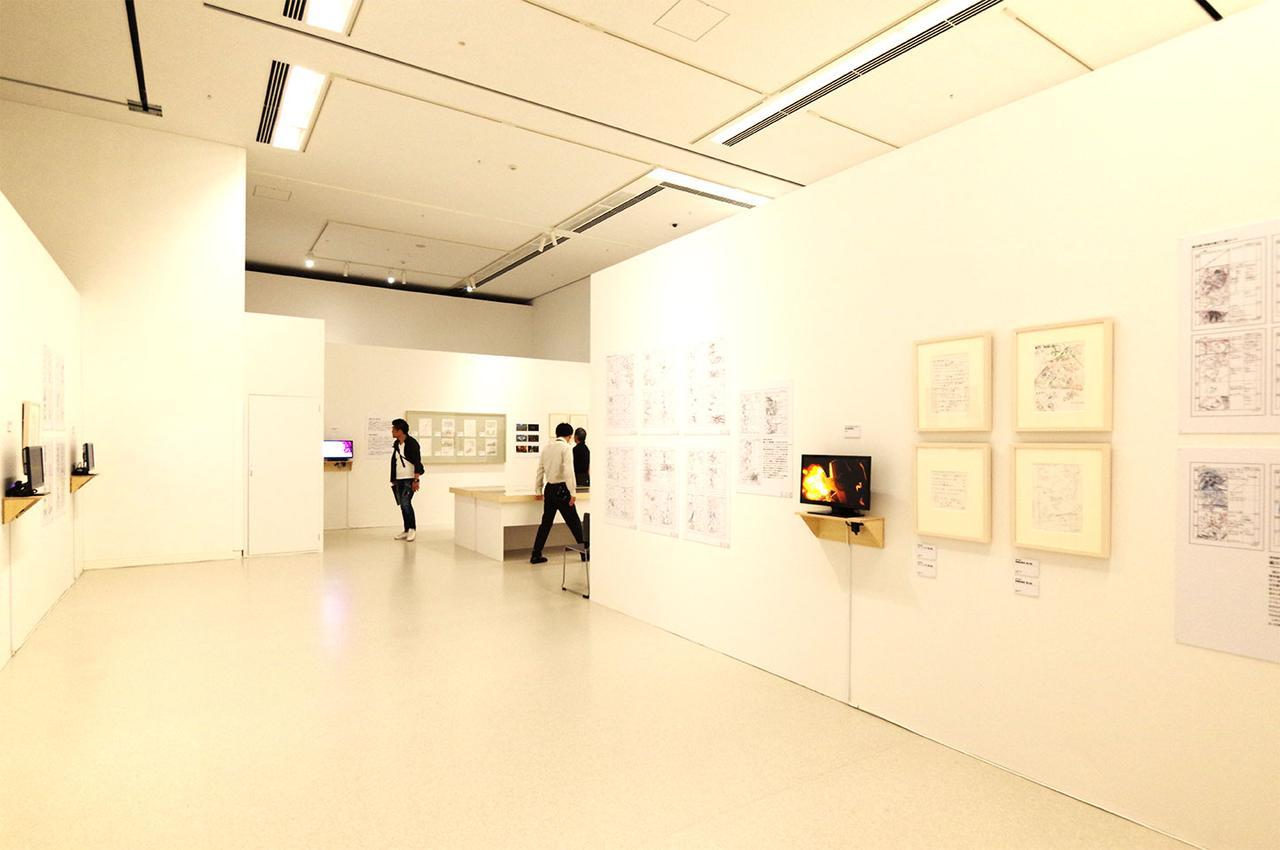 画像: 「富野由悠季の世界-ガンダム、イデオン、そして今」展示風景- photo(C)mori hidenobu -cinefil art review
