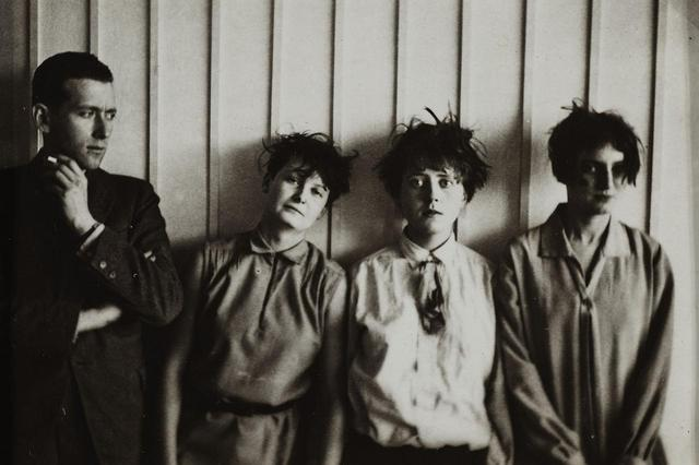 画像: 『バウハウスの女性たち』