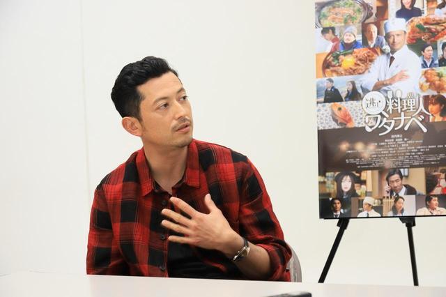 画像: 俳優:池内博之 Photo by Tomoe Otsu