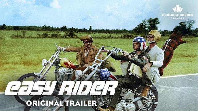 画像: Easy Rider   Original Trailer [HD]   Coolidge Corner Theatre youtu.be
