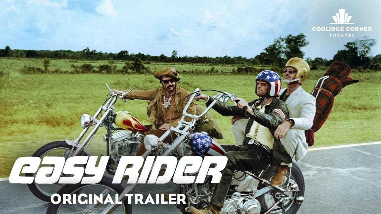 画像: Easy Rider | Original Trailer [HD] | Coolidge Corner Theatre youtu.be
