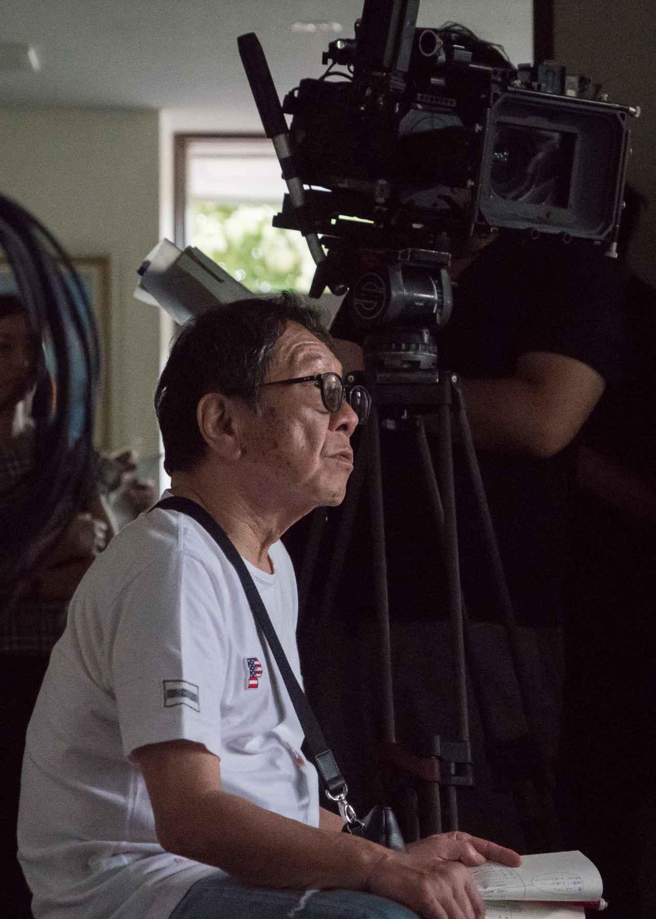 画像: 高橋伴明監督