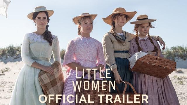 画像: LITTLE WOMEN - Official Trailer (HD) youtu.be