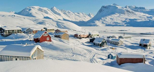 画像2: トランプ発言で世界で話題沸騰の「グリーンランド」!この地で撮られた映画『北の果ての小さな村で』に映し出される美しい風景と人々に今、大注目!