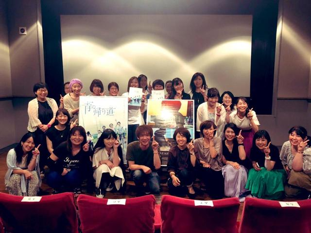 画像: 伊藤主税プロデューサーを招いてトークイベントを開催