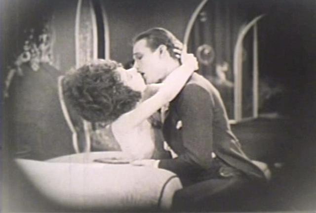 画像1: 1921年版『椿姫』