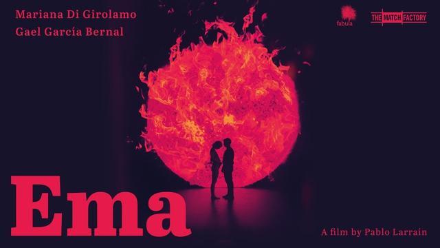 画像: Ema by Pablo Larraín (official international trailer HD) youtu.be