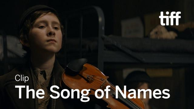 画像: THE SONG OF NAMES Clip | TIFF 2019 youtu.be