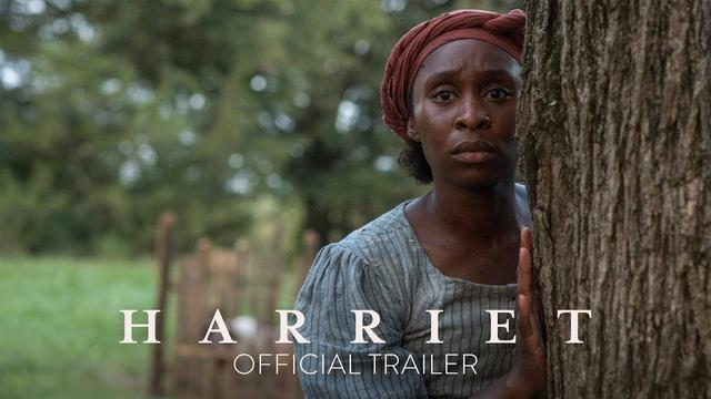画像: HARRIET - Official Trailer [HD] - In Theaters November 1st youtu.be