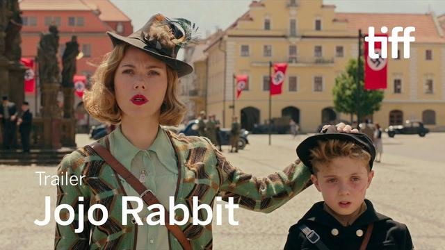 画像: JOJO RABBIT Trailer | TIFF 2019 youtu.be