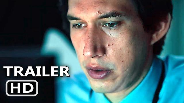 画像: THE REPORT Official Trailer (2019) Adam Driver, Jon Hamm, Michael C Hall Movie HD youtu.be