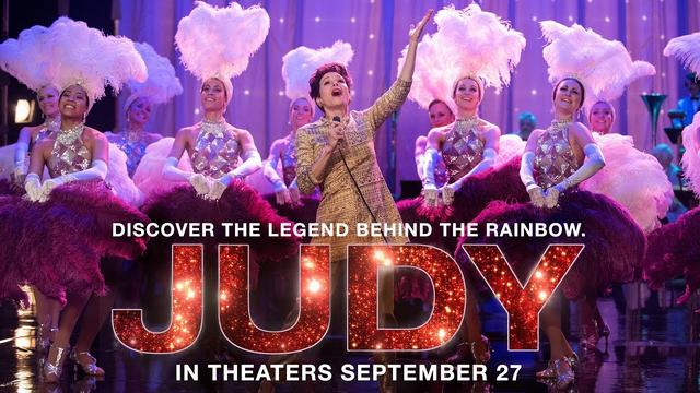 画像: JUDY | Official Teaser Trailer www.youtube.com