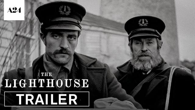 画像: The Lighthouse | Official Trailer HD | A24 youtu.be