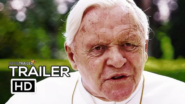 画像: THE TWO POPES Official Trailer (2019) Anthony Hopkins, Netflix Movie HD youtu.be