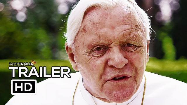 画像: THE TWO POPES Official Trailer (2019) Anthony Hopkins, Netflix Movie HD youtu.be