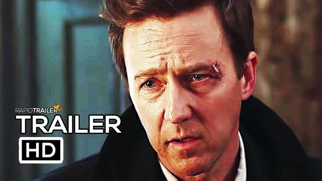 画像: MOTHERLESS BROOKLYN Official Trailer (2019) Edward Norton, Bruce Willis Movie HD youtu.be