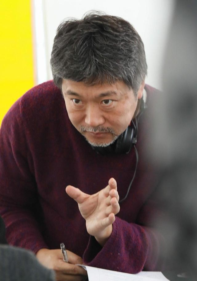 画像: 是枝裕和監督