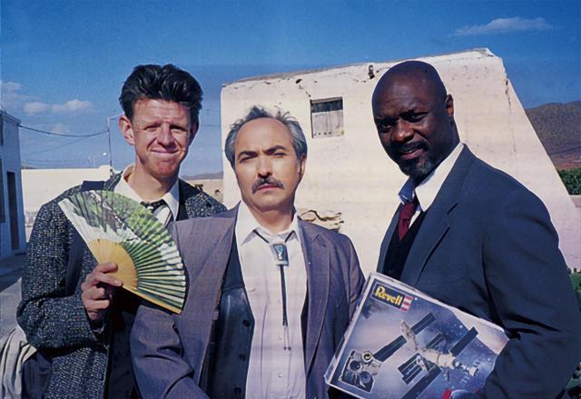 画像: 『スリー・ビジネスメン』 THREE BUSINESSMAN
