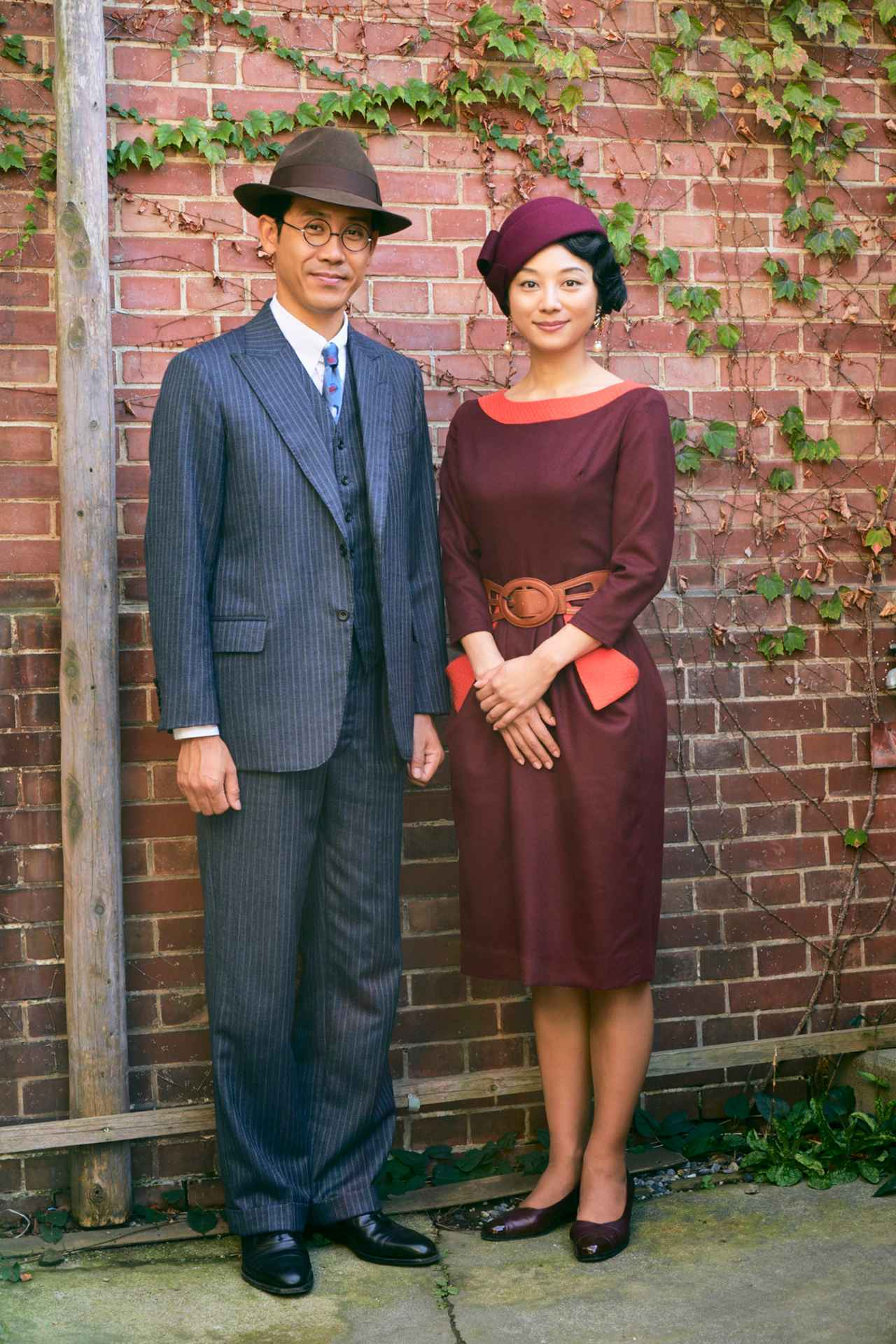 画像: 大泉洋と小池栄子 ©2019『グッドバイ』フィルムパートナーズ