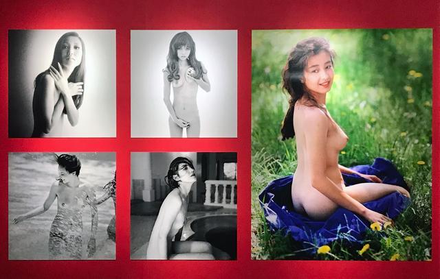 画像2: 「BODY」(裸の肉体―美とエロスと闘い)エリア展示風景 photo©moichi