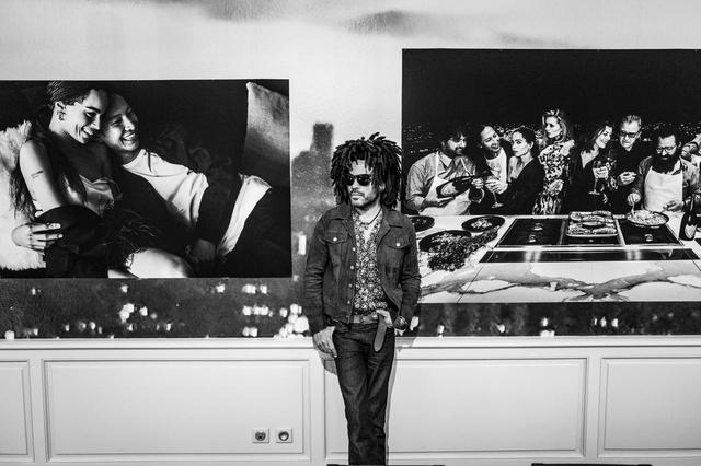 画像: ドン ペリニヨン×レニー・クラヴィッツがコラボ!レニー・クラヴィッツによる写真展-ニューヨーク、ミラノ、ロンドンに続きいよいよ日本初上陸!