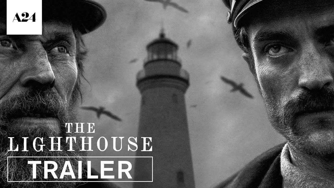 画像: The Lighthouse   Official Trailer 2 HD   A24 youtu.be