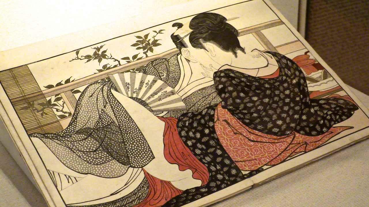 画像1: 日本人は「春画」を知らない—― 「世界が、先に驚いた。」 あの春画展から4年 驚きの内幕を描くドキュメンタリー