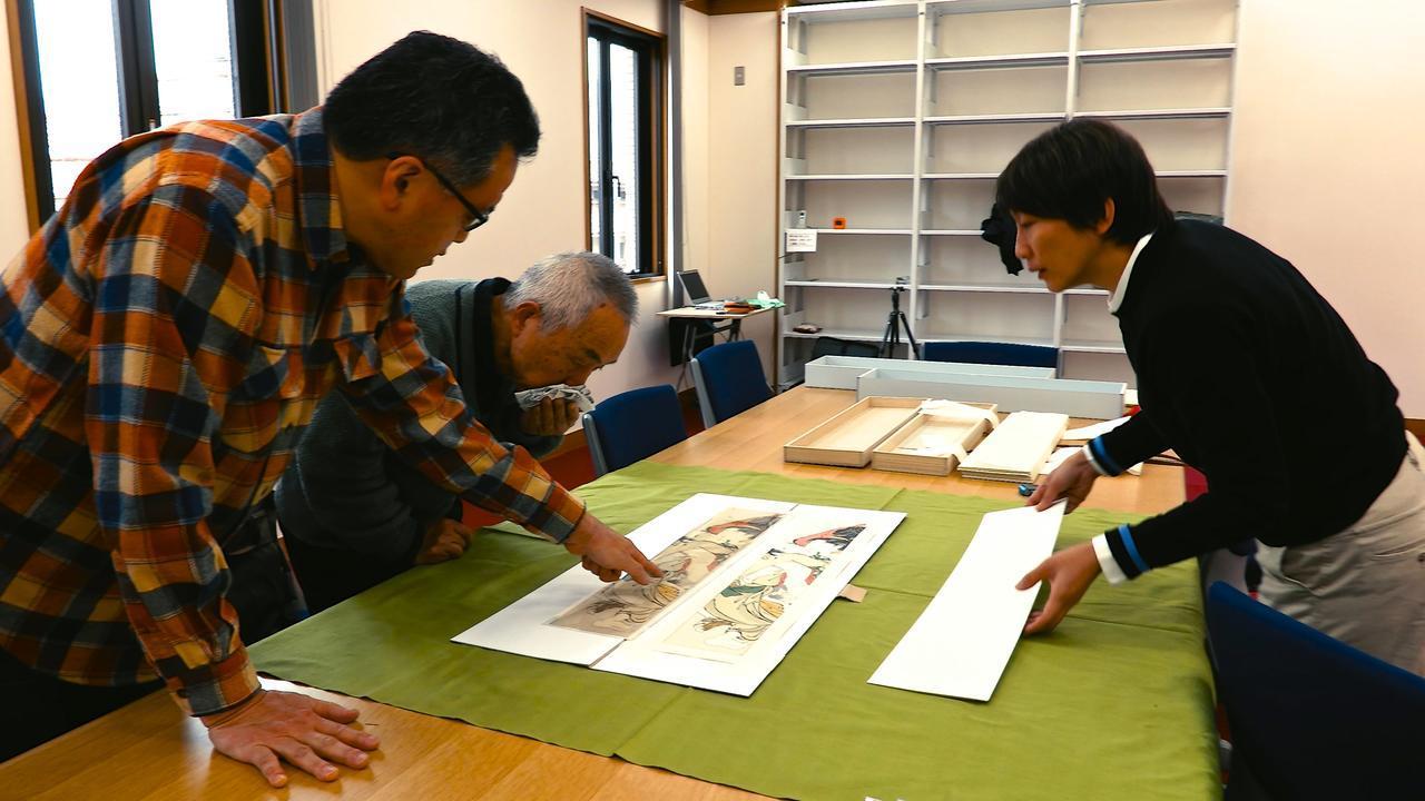 画像4: 日本人は「春画」を知らない—― 「世界が、先に驚いた。」 あの春画展から4年 驚きの内幕を描くドキュメンタリー