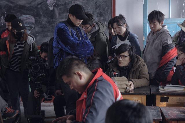 画像: 現場メイキング写真 © Ms. CHU Yanhua and Mr. HU Yongzhen