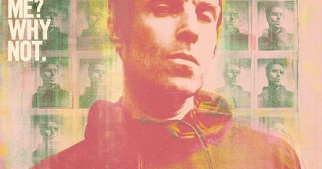 画像: Why Me? Why Not. (Deluxe Edition) by Liam Gallagher
