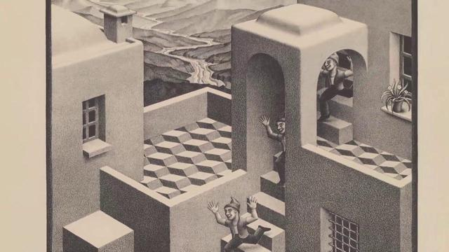 画像1: ©All M.C. Escher works © the M.C. Escher Company B.V.- Baarn – the Netherlands