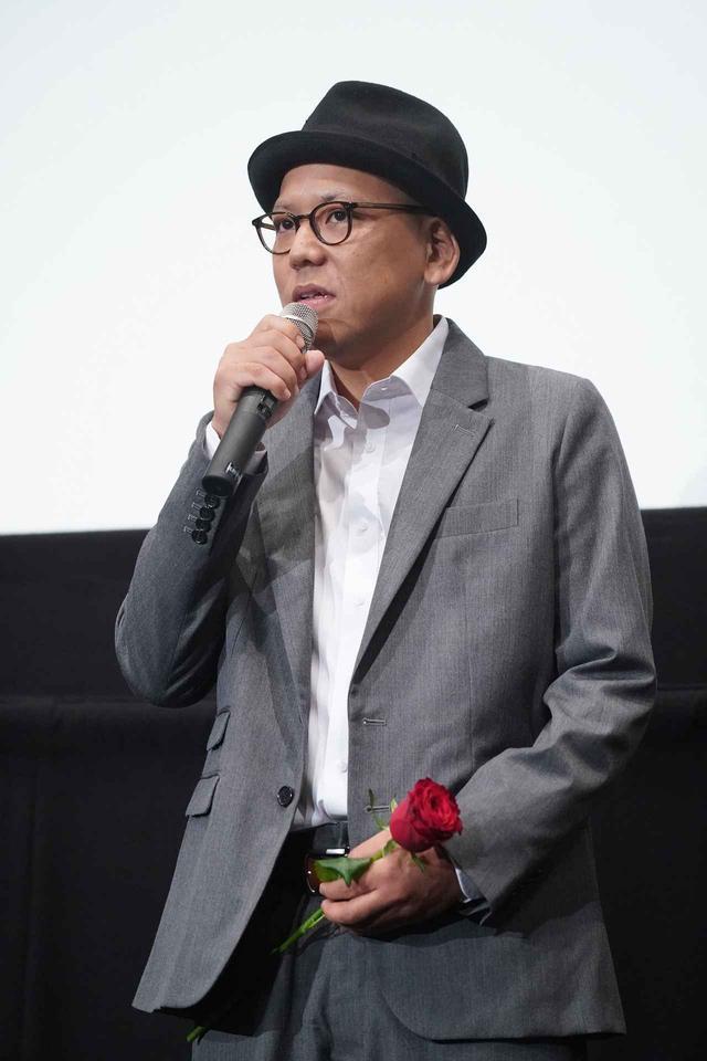 画像: 真利子哲也監督