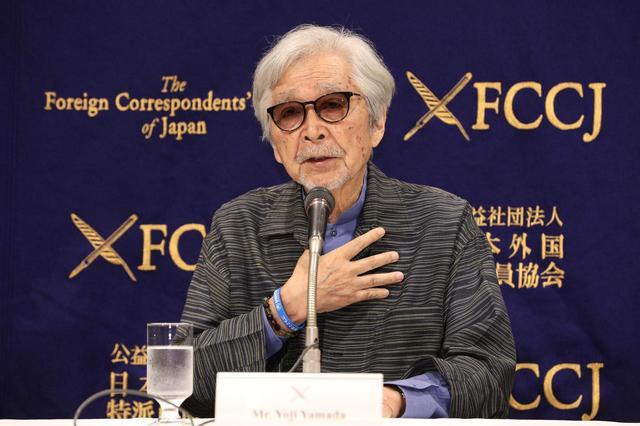 画像1: 山田監督へのマスコミからの質疑応答