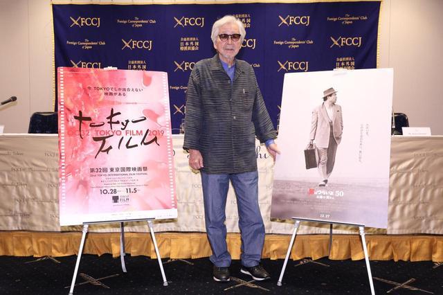 画像2: 山田監督へのマスコミからの質疑応答