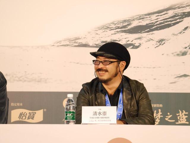 画像2: ▼清水崇監督が記者会見並びにワールドプレミアに参加!イベントレポート