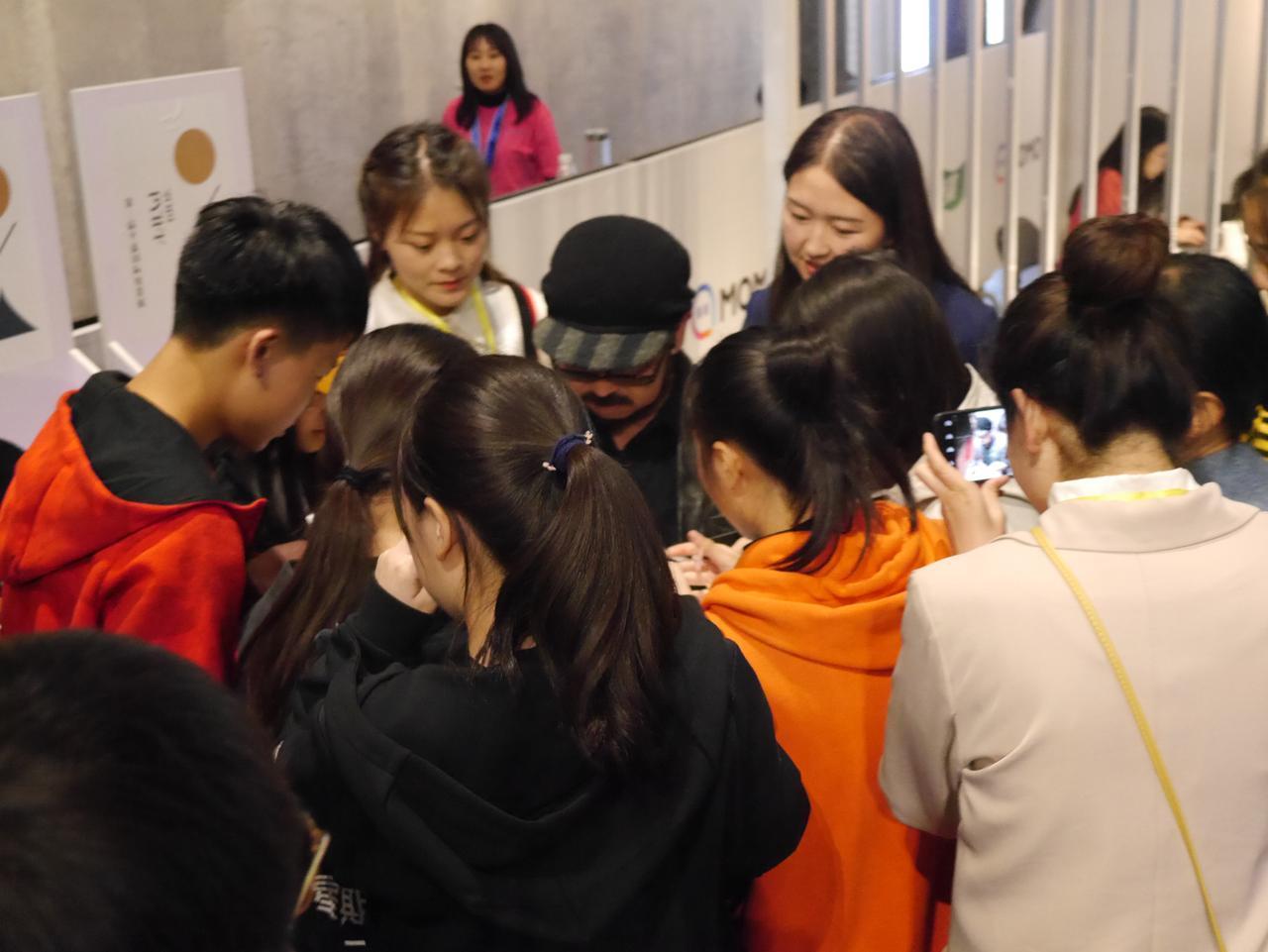 画像1: ▼清水崇監督が記者会見並びにワールドプレミアに参加!イベントレポート