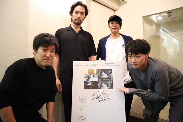 画像: 【左から】小寺和久さん、阿部進之介さん、藤井道人監督、笠松将さん