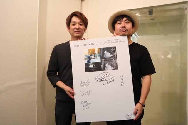 画像: 第2回 10月14日(月) TAKAYUKI YAMADA DOCUMENTARY『No Pain, No Gain』 牧有太(監督)×伊藤主税(『デイアンドナイト』プロデューサー)
