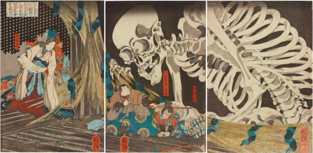 画像: 相馬の古内裏 弘化2~3年(1845~46)頃 個人蔵