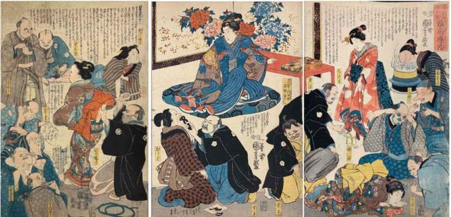 画像: きたいな名医難病療治 嘉永3(1850)年 個人蔵