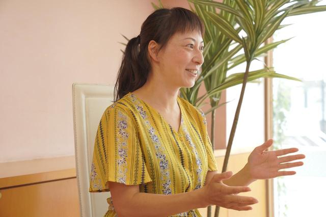 画像2: 葉山友美さん