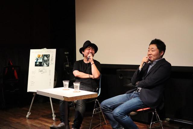 画像4: 【なぜ『デイアンドナイト』は生まれたのか?第4回】「山田がこういうことをやりたいって言ってるんですけど、いいですよね?」牧有太×日下和明×灯