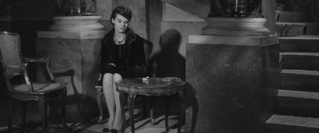 画像: リトルブラックドレスC×ファーコート ©1960 STUDIOCANAL - Argos Films – Cineriz