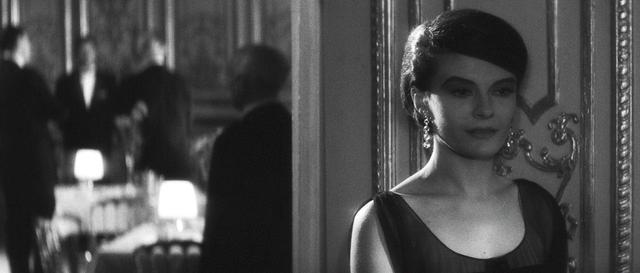 画像2: ブラックシフォンドレス・ロング ©1960 STUDIOCANAL - Argos Films – Cineriz