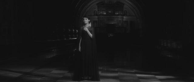 画像1: ブラックシフォンドレス・ロング ©1960 STUDIOCANAL - Argos Films – Cineriz