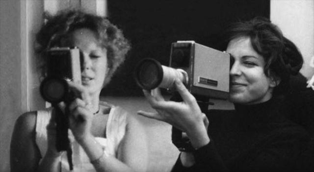 画像: 「去年マリエンバートで」の女優デルフィーヌ・セイリグの知られざる一面に迫る『デルフィーヌとキャロル』上映!マルグリット・デュラスやシャンタル・アケルマンも--