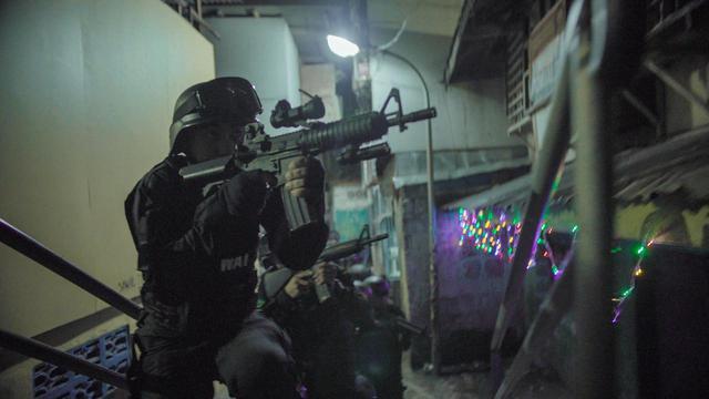 画像3: 予告❗️本物のSWAT隊を使い、徹底的にリアルさを追求!東南アジアを代表する名匠ブリランテ・メンドーサ監督最新作『アルファ 殺しの権利』