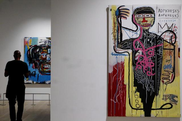 画像1: Artwork © Estate of Jean-Michel Basquiat. Licensed by Artestar, New York